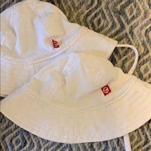 Zutano Accessories - Two Zutano sun hats